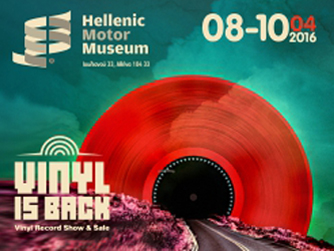 DJs set @ Vinyl is Back!