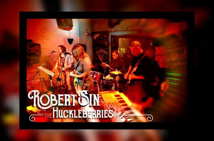 robert sin and the huckleberries live vinyl is back 11 1 vinyl is back. Black Bedroom Furniture Sets. Home Design Ideas